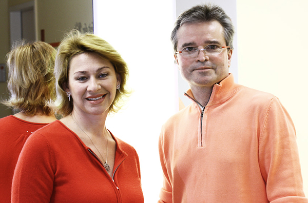 Gynaekologie -Dr. Wolfgang Hirsch & Dr. Margarita Kiewski